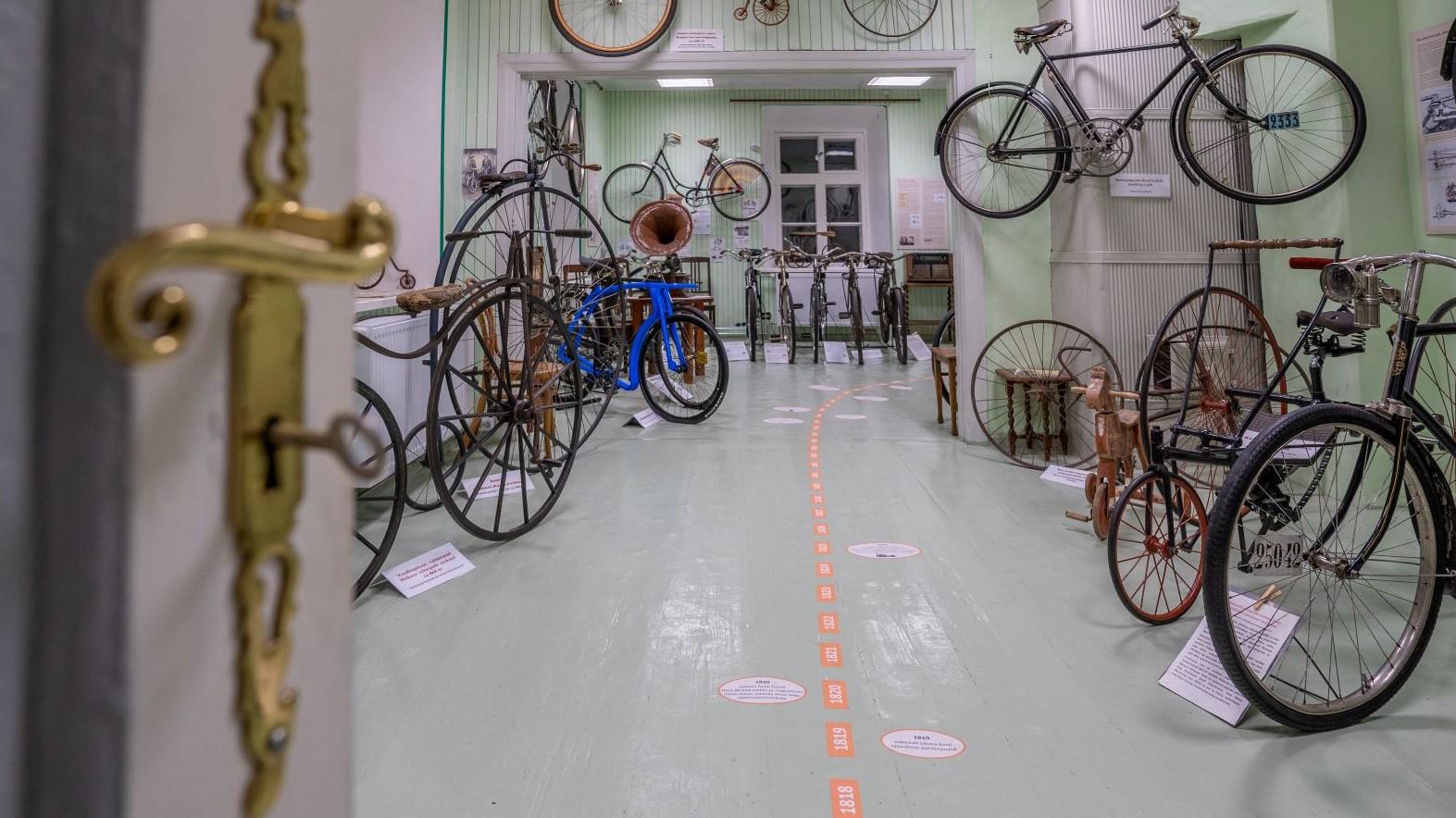 Eesti jalgrattamuuseum