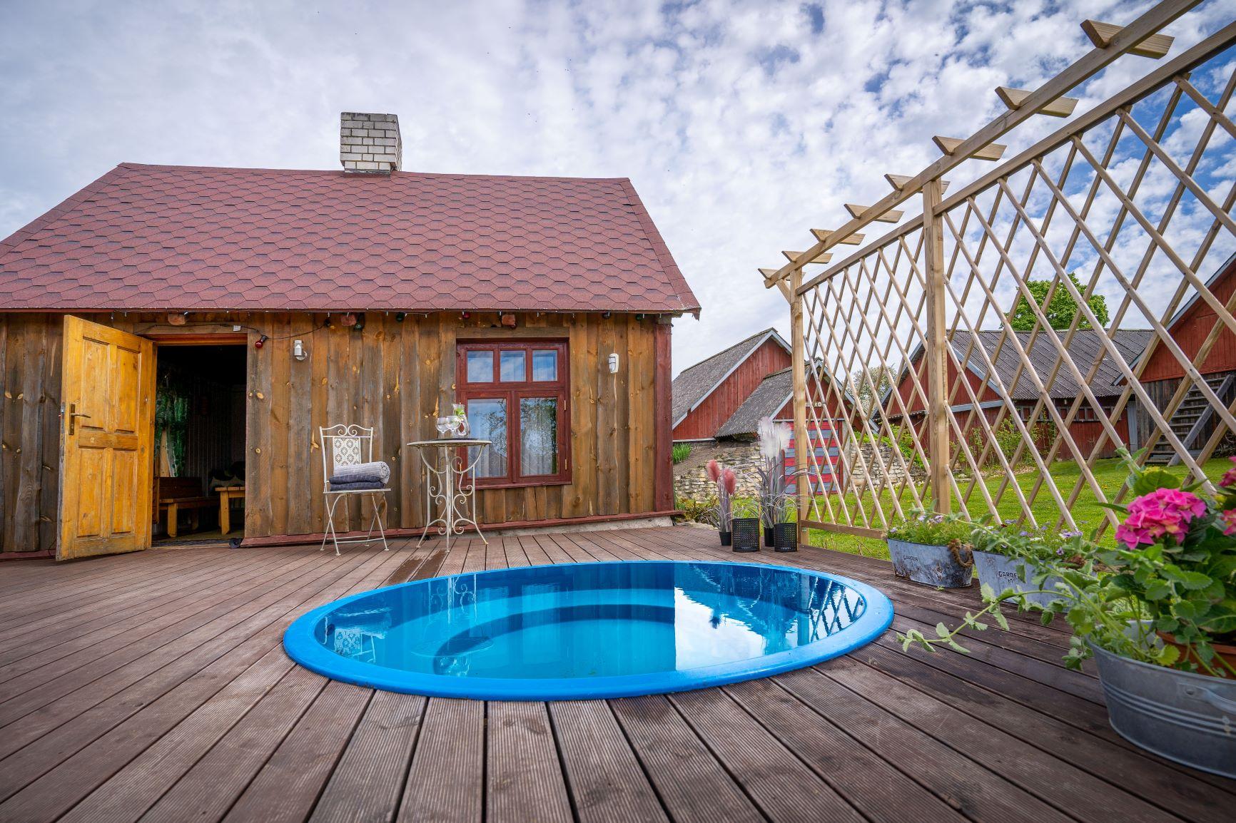 Hindreku saun