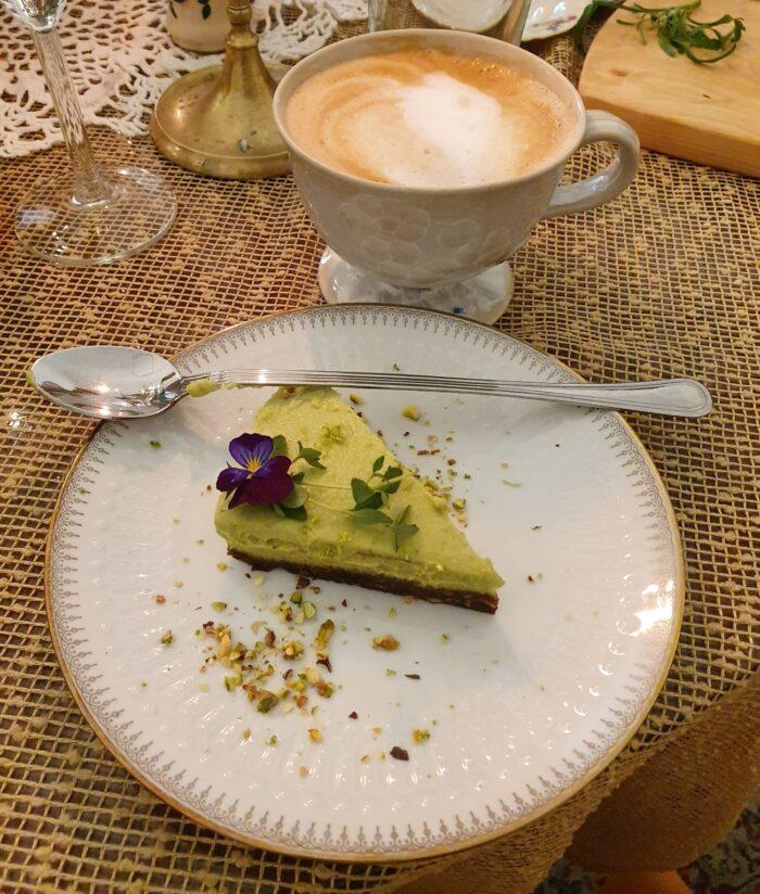 Kirna kohviku kook